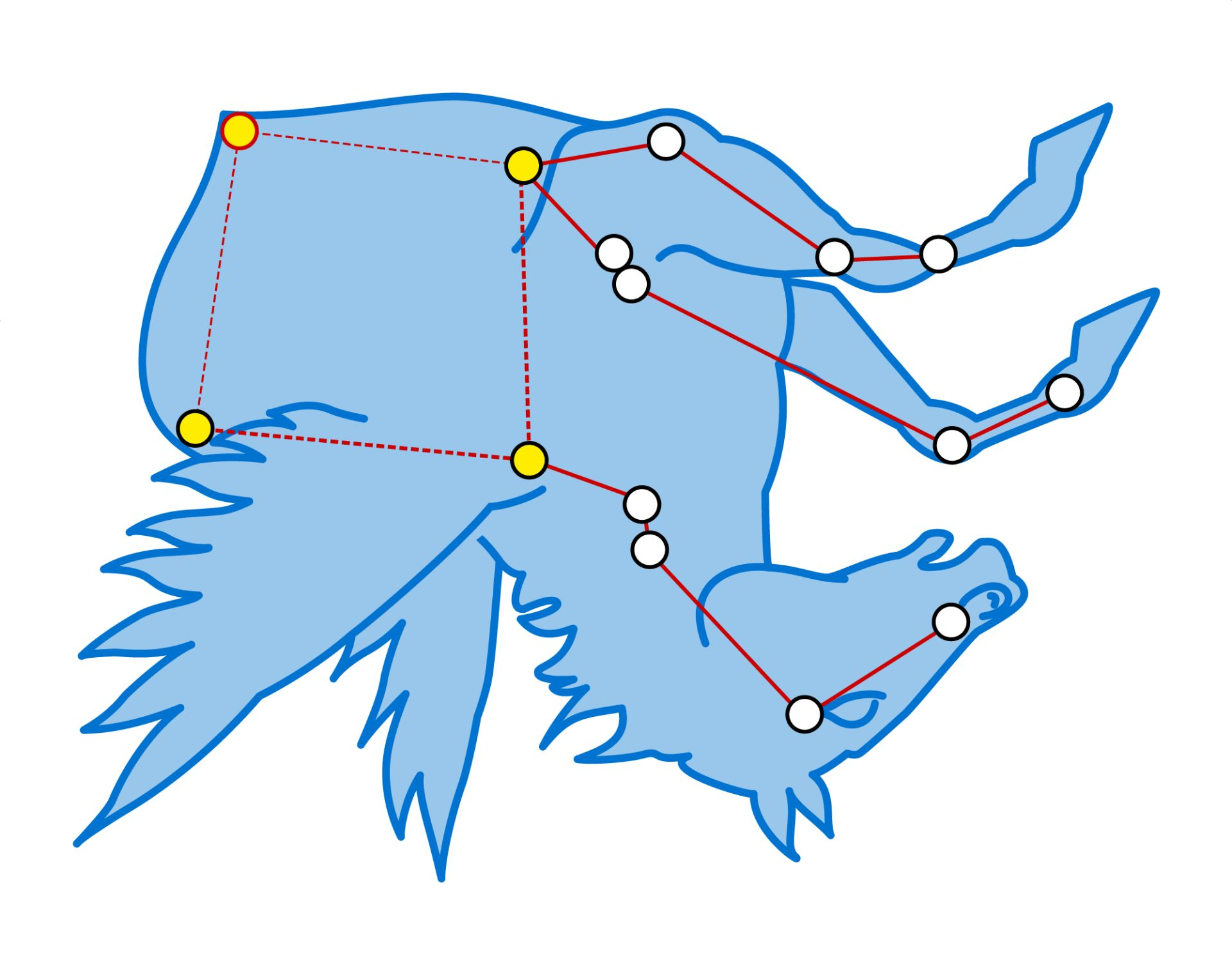 Pegasus Constellation Facts For Kids