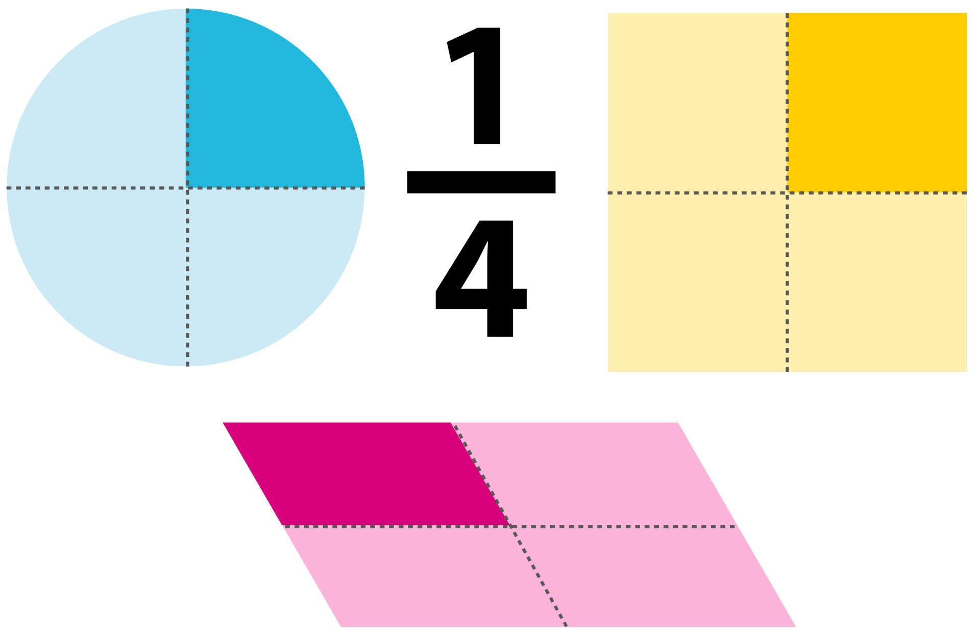 quarter math - photo #7