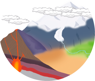 Rock cycle for kids what is the rock cycle dk find out rock cycle hype icon r4fiua nu9l1e altavistaventures Choice Image
