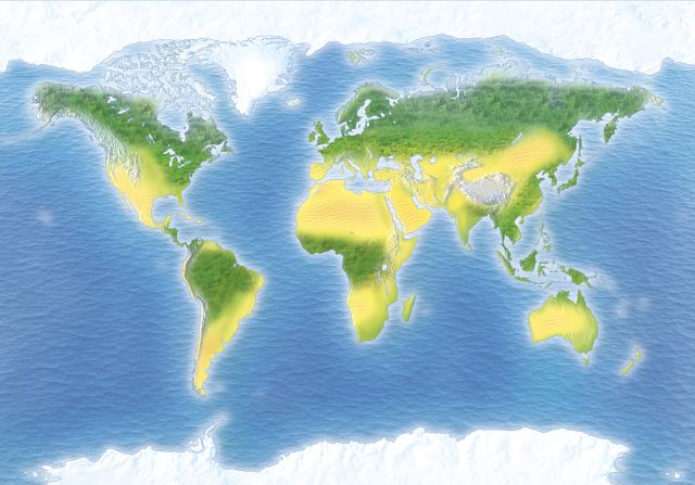 Quiz yourself on oceans quiz earth lessons dk find out how much of earths surface is covered by oceans and seas gumiabroncs Image collections