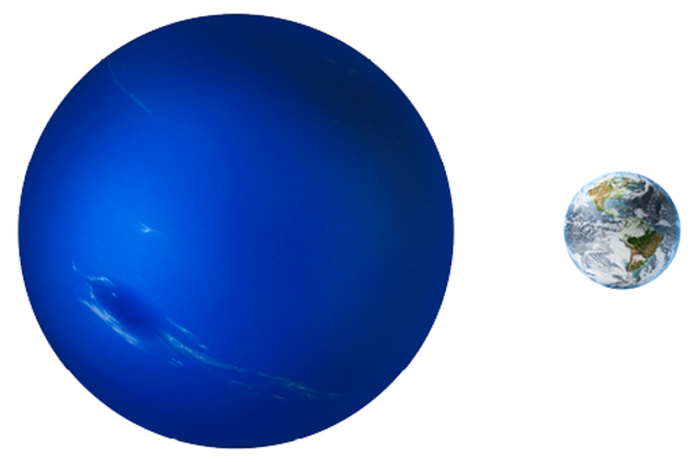 neptune planet png - photo #13