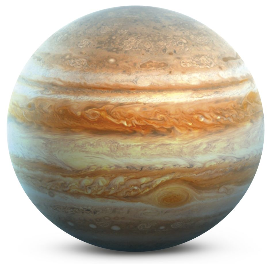 Gas Giants | Gas Planet Facts | DK Find Out