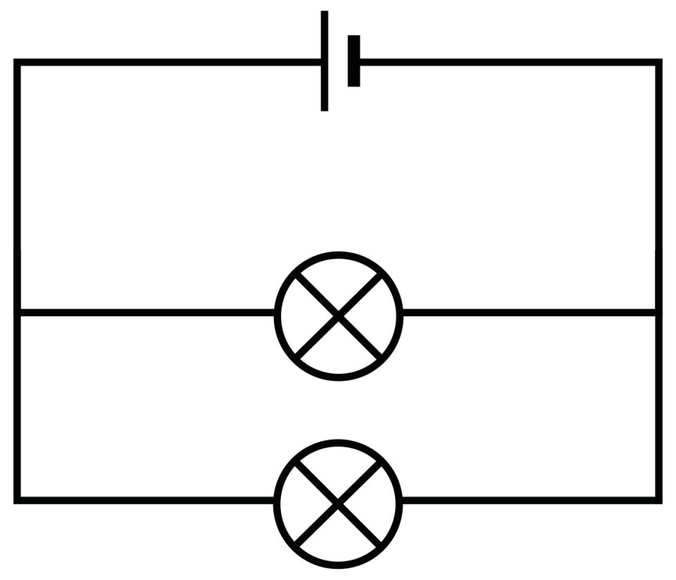 Series curcuit diagram