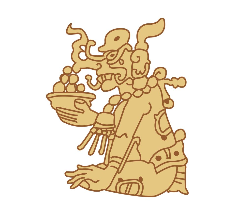 Mayan Gods For Kids Mayan God Names Dk Find Out