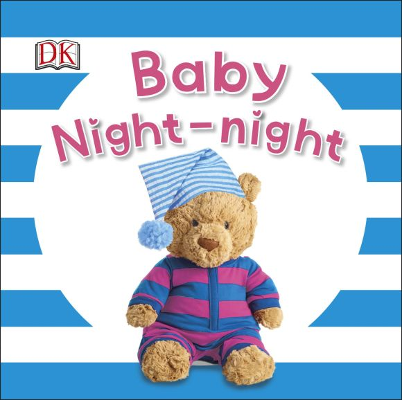 Board book cover of Baby Night-night