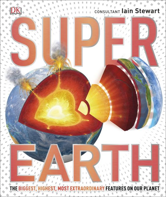 Hardback cover of SuperEarth