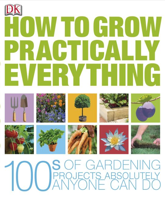 eBook cover of How to Grow Practically Everything