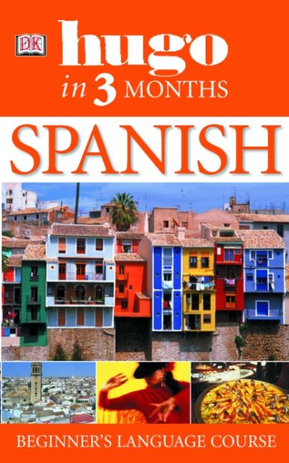 Paperback cover of Hugo In Three Months: Spanish