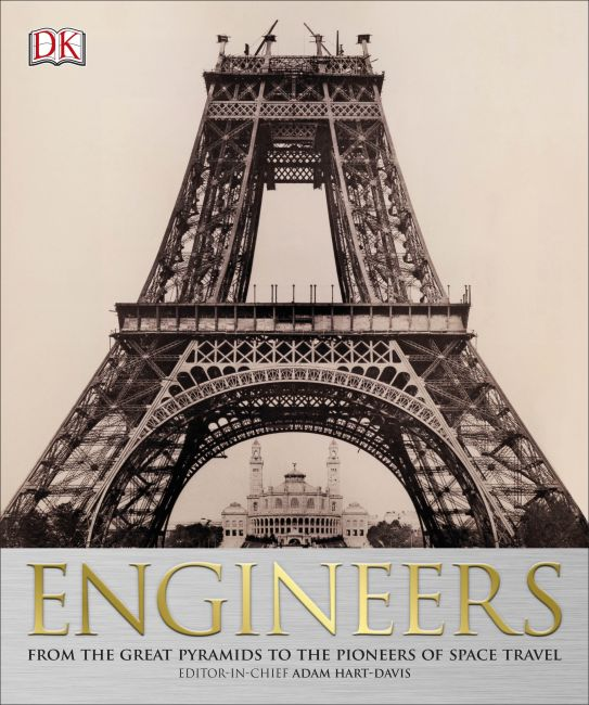 Paperback cover of Engineers