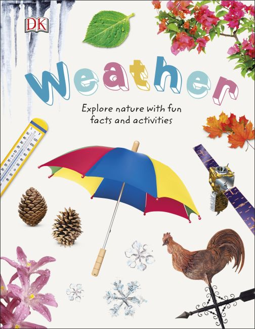Hardback cover of Weather