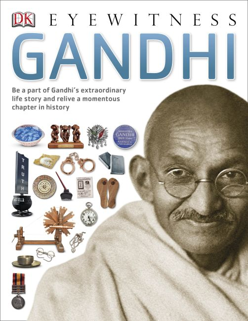 Paperback cover of Gandhi