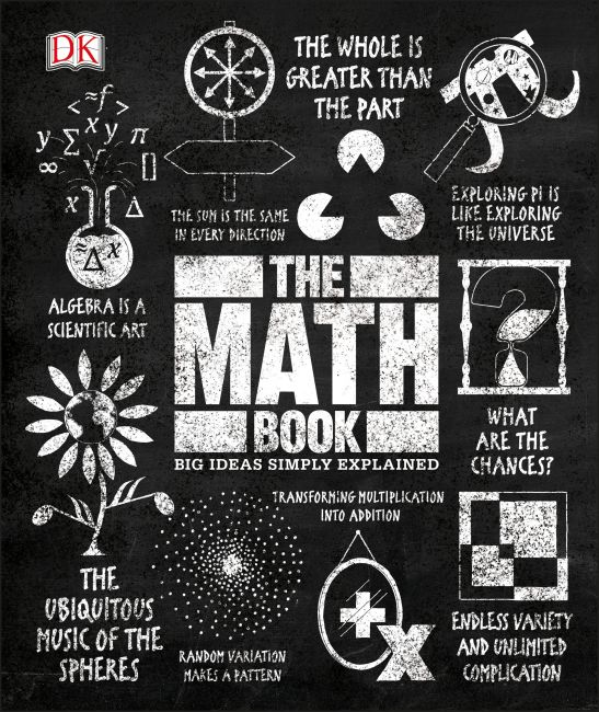 eBook cover of The Math Book