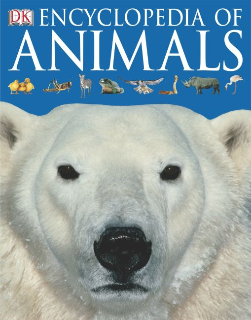 Paperback cover of Encyclopedia of Animals