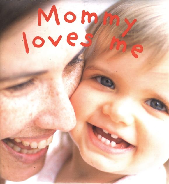 eBook cover of Mommy Loves Me