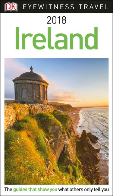 Flexibound cover of DK Eyewitness Travel Guide Ireland