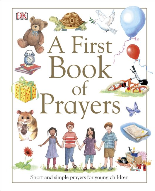 eBook cover of A First Book of Prayers