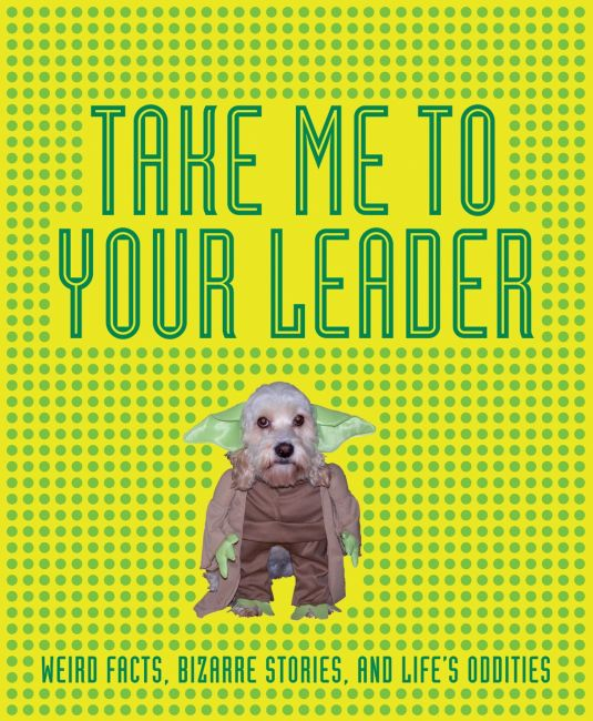 eBook cover of Take Me to Your Leader