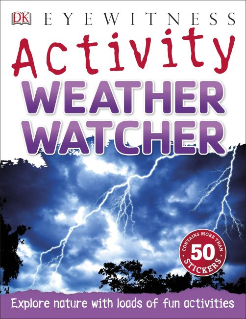 eBook cover of Weather Watcher