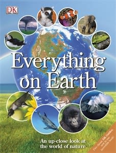 eBook cover of Everything on Earth