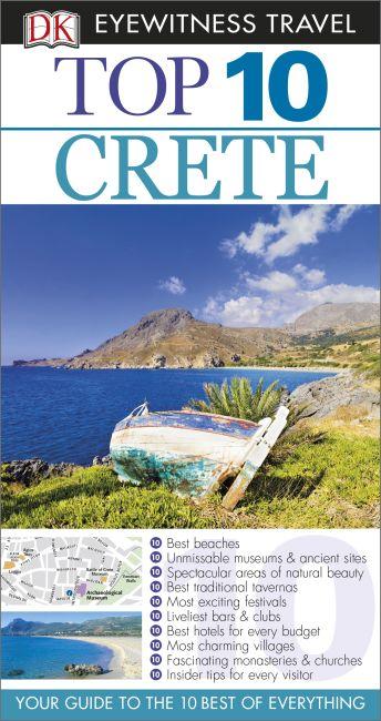 eBook cover of Top 10 Crete