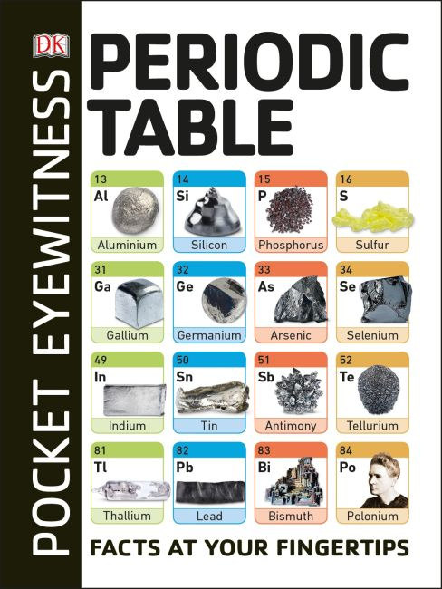 Paperback cover of Periodic Table