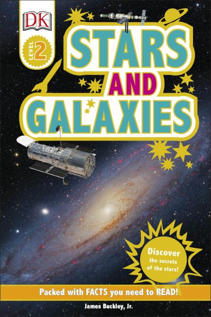 Hardback cover of Stars and Galaxies