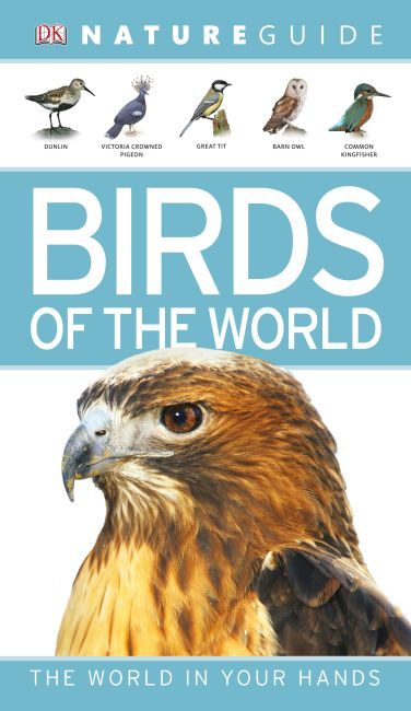 eBook cover of Nature Guide Birds of the World