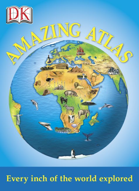 eBook cover of Amazing Atlas
