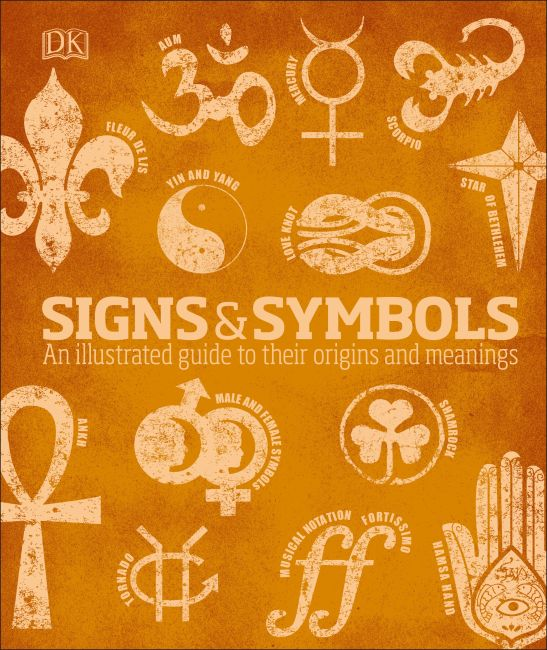 Hardback cover of Signs and Symbols