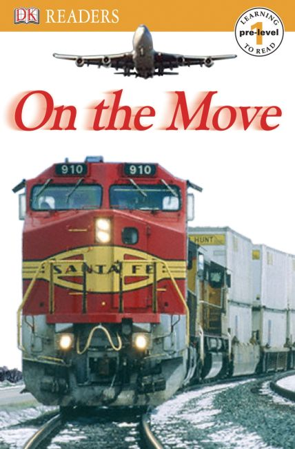 eBook cover of DK Readers: On the Move