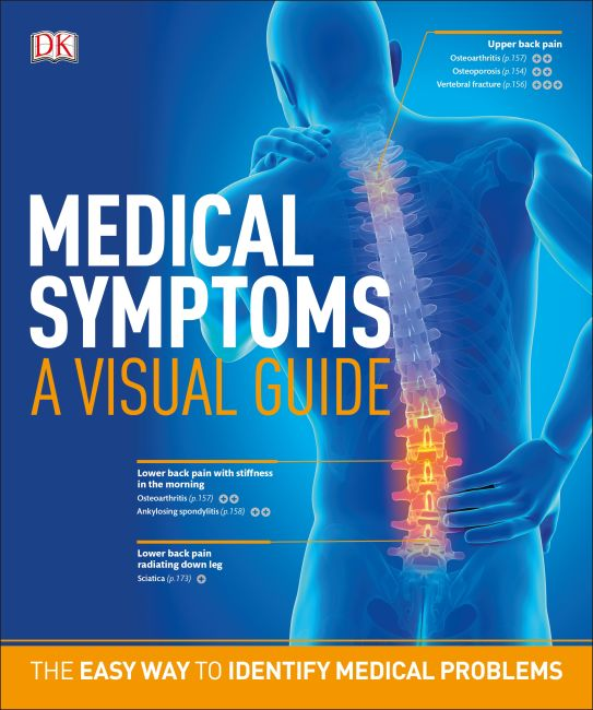 Paperback cover of Medical Symptoms: A Visual Guide