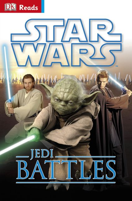 eBook cover of Star Wars Jedi Battles