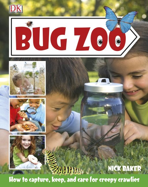 eBook cover of Bug Zoo
