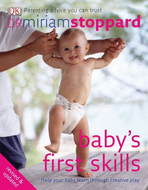 eBook cover of Baby's First Skills