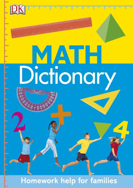 Hardback cover of Math Dictionary