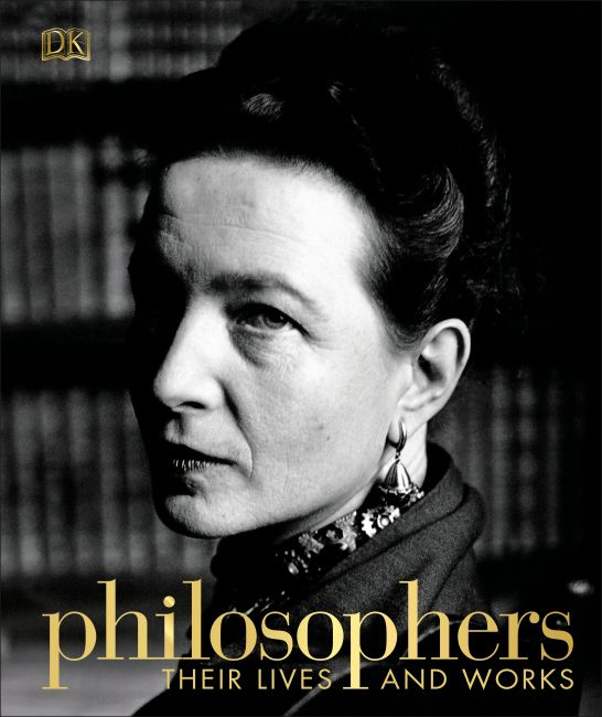 Hardback cover of Philosophers: Their Lives and Works