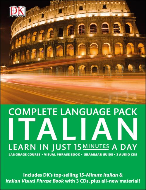Paperback cover of Complete Italian Pack