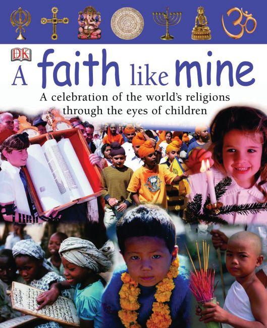 Hardback cover of A Faith Like Mine