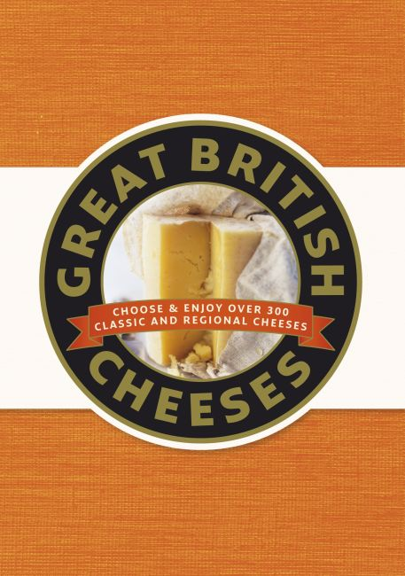 eBook cover of Great British Cheeses