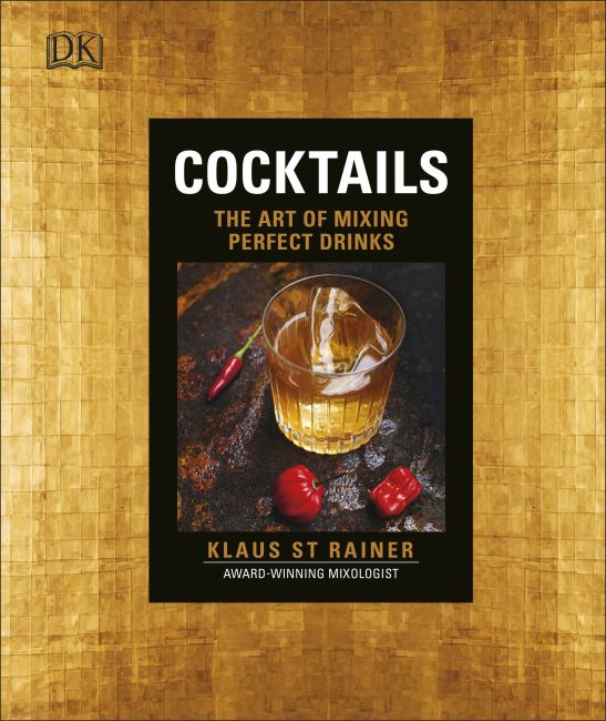 Hardback cover of Cocktails