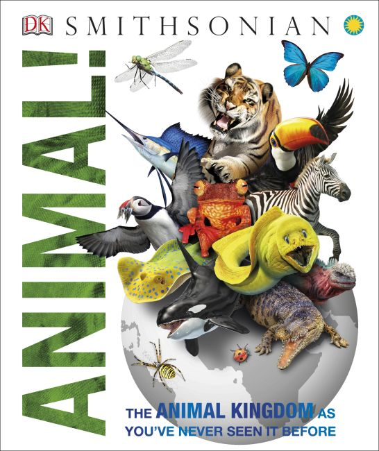 Hardback cover of Animal!
