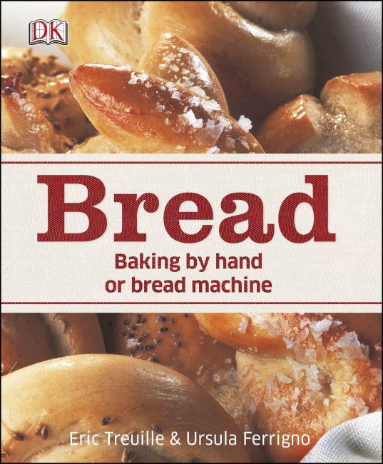 Hardback cover of Bread