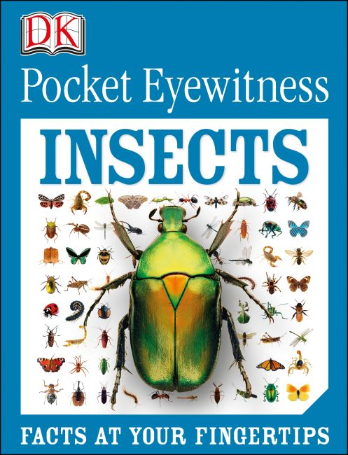 eBook cover of Pocket Eyewitness Insects