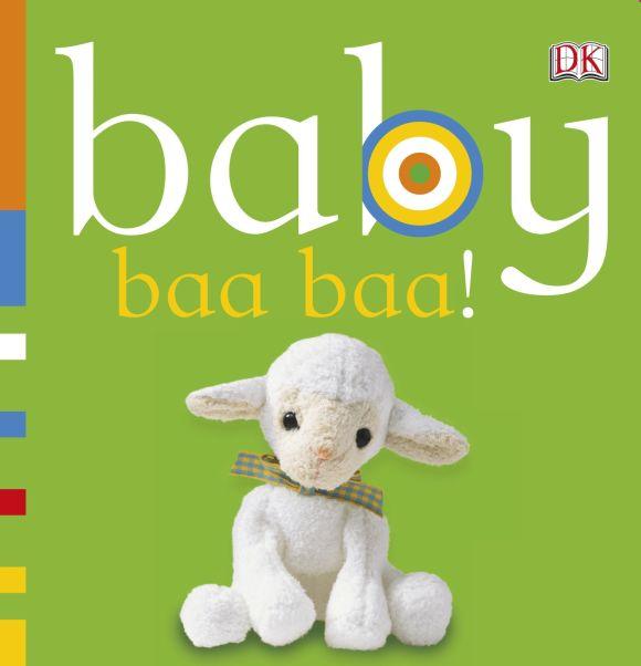 eBook cover of Baby Baa Baa!
