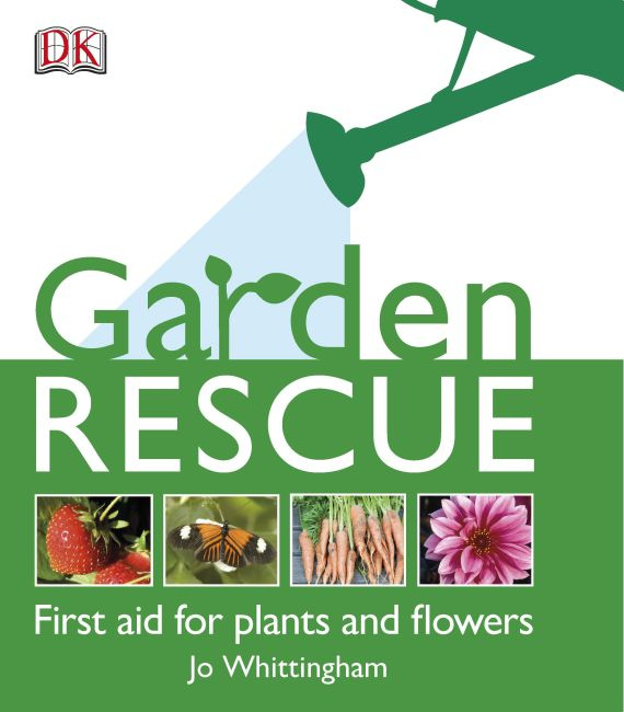eBook cover of Garden Rescue