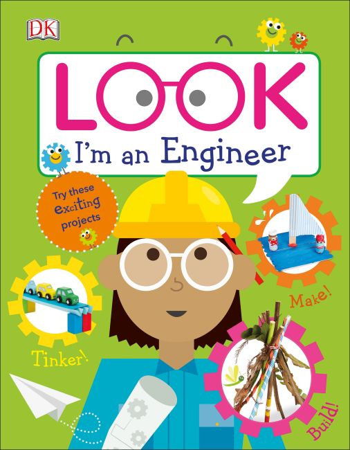 Hardback cover of Look I'm An Engineer