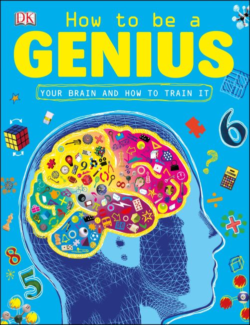 Paperback cover of How to be a Genius