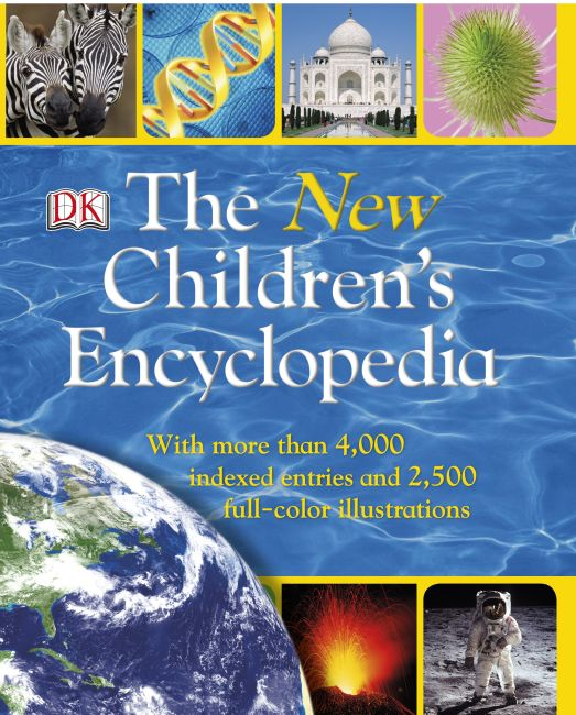 Paperback cover of The New Children's Encyclopedia