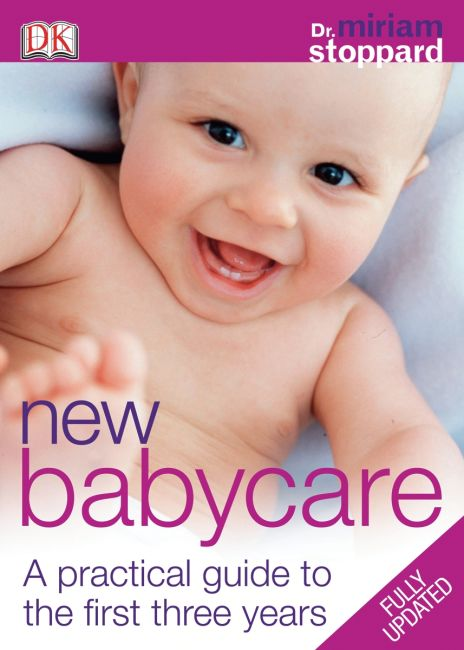 eBook cover of New Baby Care