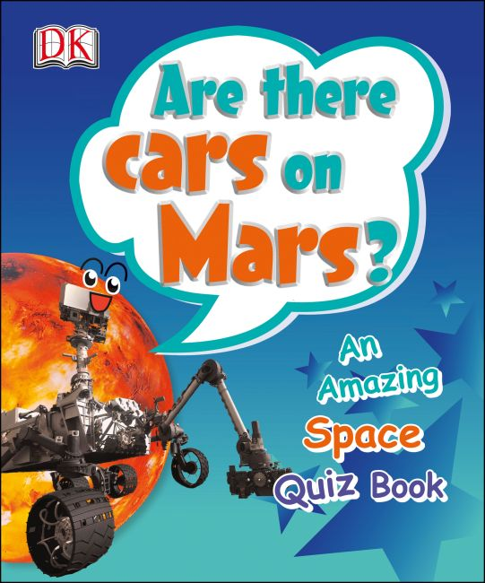 eBook cover of Are There Cars on Mars?